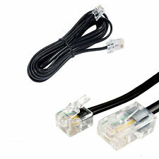 RJ11 To RJ45 Ethernet Telephone lead Connect Router To ADSL RJ45 Socket LOT