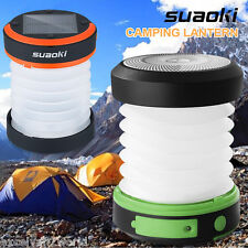 Portable Collapsible Lantern Min Night Light LED Lamp For Camping Hiking Outdoor