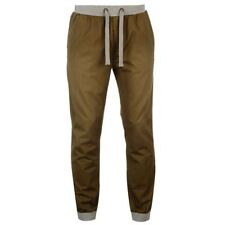 SoulCal Ribbed Waistband Chinos Mens