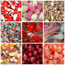 PICK YOUR WEIGHT RETRO FAVOURITE SWEETS CHOOSE FROM 50 DIFFERENT TYPES