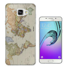 178 World Map Case Cover For Samsung Galaxy J1 J3 J5 A3 A5 S5 S6 S7 Edge