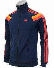 Adidas Men Seasonal ANTHEM Track Top Jacket Climalite L/S Soccer Football F50621