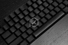 Black 60/87/104 Top/Side/Non PBT KeyCap Set printed for Cherry switch NPKC