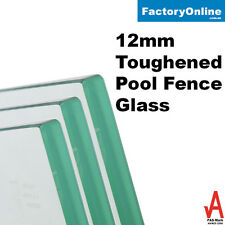 12mm Frameless Glass Pool Fencing Pool Fence Clear Toughened Safety Pool Spigots