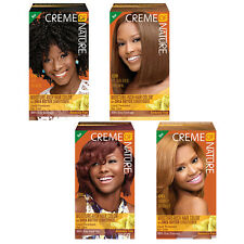 CREME OF NATURE Moisture-Rich Permanent Hair Color with Shea Butter Conditioner