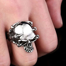 Devil Claws Ring Vintage Ghost Stainless Fashion Punk Dragon Fingers Skull Style