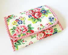 Foldable baby travel changing mat for bag -Oilcloth & Cath Kidston Spray Flower