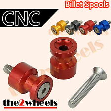 Aluminium Lightweight Swingarm Spools Sliders 8mm for Honda CBR1000RR / CBR600RR