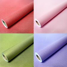 "Dotted Pearl Premium Gift Wrapping Paper Roll Birthday Anniversary 20"" x 33'"