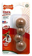 Nylabone Dura Chew Knobby Stick Chew Toy - Bacon Flavor Free Shipping