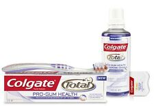 Colgate Total Pro Gum Health Range - Toothpaste, Mouthrinse, Toothbrush or Floss