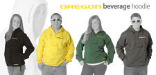 University of Oregon OREGON DUCKS Beverage Cotton Hoodie MASKot YELLOW or GRAY