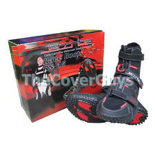 Jetski PWC Wet Race Boots Shoes Sizes 7-11 (Wetsuit Boots) Jettribe Gecko RS-15
