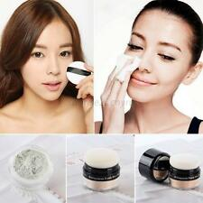 Bare Color Makeup Smooth Face Powder Loose Mineral Foundation Concealer Cosmetic