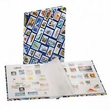 New Stamp Collecting Album Stockbook Lighthouse 9 x 12 16 White Pages A4 Free SH