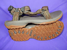 TEVA Mens Size 14 Terra Fi Lite Sport Sandals Shoes GLACIER OLIVE New!!