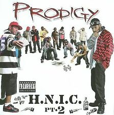 Prodigy H.N.I.C. Pt 2 Explicit CD + DVD Explicit/Brand New/FAST FREE SHIPPING