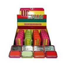 W7 Fruity Lip Balm Tin 12g Choose Yours New
