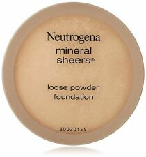 Neutrogena Mineral Sheers Loose Powder Foundation, You Choose!