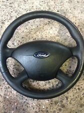 FORD FOCUS MK1 98-05 Steering Wheel - 98AB3600 BHW WITH AIRBAG AND HORN CONTROL