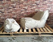 NEW Chaise Lounger Bean Bags