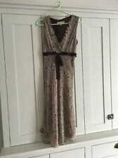 Ronit Zilkha Size 12 Dress Very Good Condition