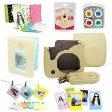 New CAIUL 7 Item instax Mini 8 Instant Film Camera Accessories Bundles Accessory