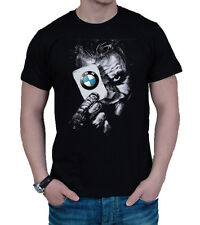 NEW BMW JOKER FENS T-SHIRT, 100% cotton, Size M, L, XL, 2XL, 3XL
