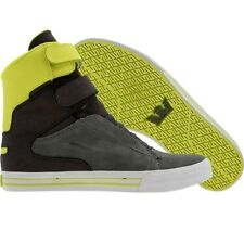 $129.99 Supra TK Society - Neon Max Pack (grey suede / neon) S34047