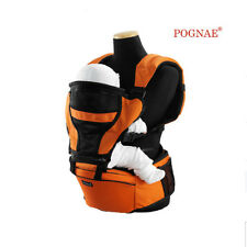 POGNAE Smart Hipseat Baby Carrier Backpack Belt Sling Baby Seats Wrapper Mesh
