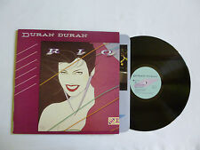 DURAN DURAN ~ RIO ~ EMC 3411 ~ EX+/EX ~ 1982 UK 1ST PRESS VINYL LP ~ PLAYS WELL