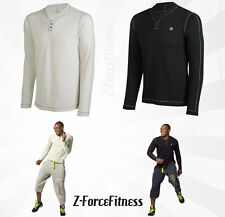 ~ ZUMBA Fitness Unisex LET LOOSE LONG SLEEVE TOP ~ Most Sizes ~ CLEARANCE