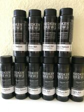 ONE REDKEN FOR MEN 5 minute color camo custom gray protein and quinoa oil