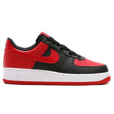 NIKE MEN AIR FORCE 1 SPORTS SHOES GYM RED 820266-009 US7-11 04'