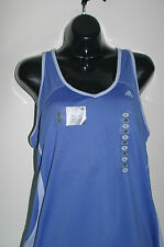 Adidas Performance Quick Dry Sport Tank Top Support Bra Soft Cups Color Choice