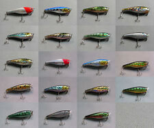 Fishing Lures Crankbait Crank Hard Baits Topwater Lure Popper Bass QG-70 QG-100