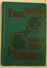 1913 BIGGLE BERRY BOOK Jacob Biggle BERRIES Cultivation FRUIT Agriculture