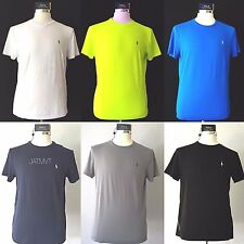 NEW POLO RALPH LAUREN MEN'S ACTIVE PERFORMANCE SPORT WICKING SHIRT