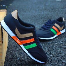 New Hot Fashion mens Casual sneakers Flat Athletic canvas Loafer Casual shoes