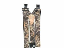 "1 1/2"" & 2"" Advantage 'MAX 4' Camouflage Suspenders - Perry style clips"