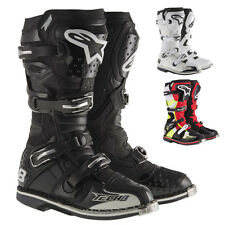 Alpinestars Tech 8 RS Mx Off Road Dirt Bike ATV Quad Racing Motocross Boots