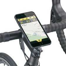 Topeak RideCase to suit iPhone 6Plus Handlebar Mount Case Touch BLACK TT9846B