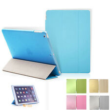 Slim Magnetic Smart Sleep Stand Folio Case Cover For iPad 2 3 4 5 6 Mini Air New