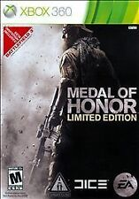 Medal of Honor -- Limited Edition (Microsoft Xbox 360, 2010) (Works Great)