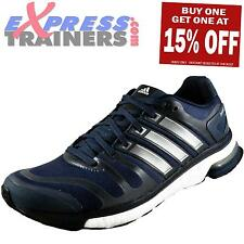 Adidas Mens Adistar Energy Boost Techfit Premium Running Shoes AUTHENTIC