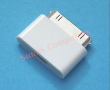 Lightning 8 Pin Female to 30Pin Male Connector for iPhone 4 4S iPad 3 iPod Touch