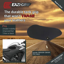 Eazi-Grip PRO Tank Grips for Honda CBR500R and CB500F, clear or black