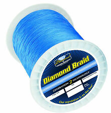 Momoi Diamond Braid Brilliant Blue Bulk Spool