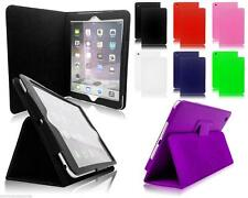 Ultra PU Leather Stand Folio Flip Case Cover For iPad 6 Air2 Tablets New