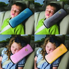 Children Car seat belts pillow of Child Protect the shoulder bedding